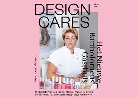 Magazine Design Cares #2 / Stimuleringsfonds Creatieve Industrie