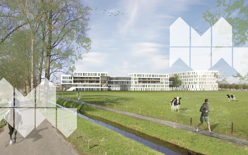 Prinses Maxima Centrum | Beeld Liag Architecten en bouwadviseurs
