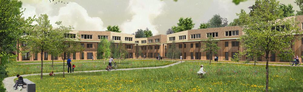 Van Lieflandpark / Beeld Heren 5 Architecten