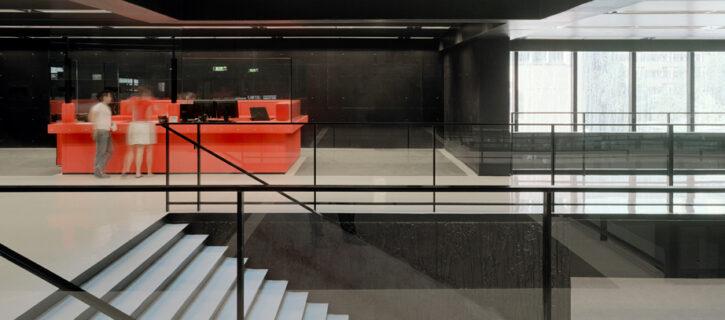 Universiteitsbibliotheek | Foto Frank Hanswijk