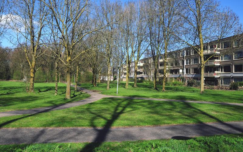 Park Vechtzoom. Foto Het Utrechts Archief