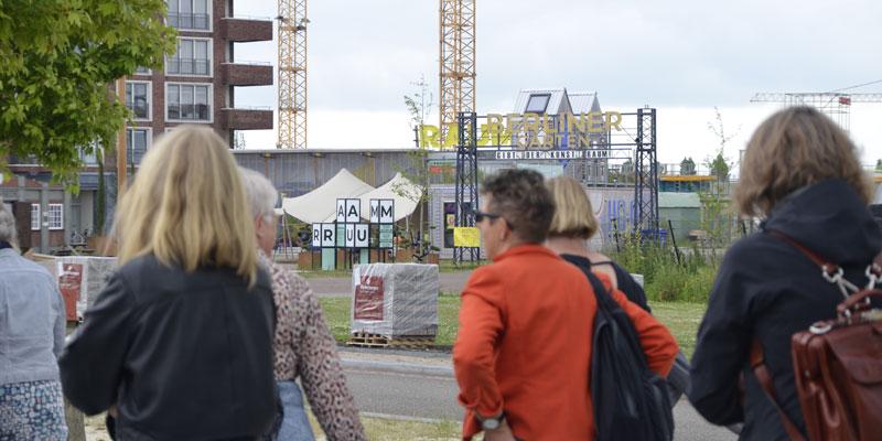 Leidsche Rijn Centrum, foto Marie Verhoef