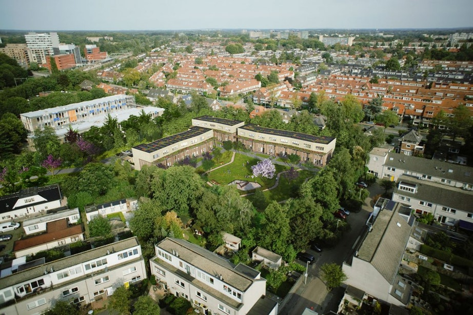 Het van Lieflandpark in Tuindorp