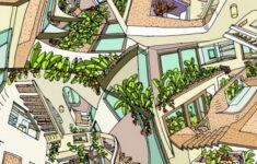 3D-tekeningen van Peter Heideman